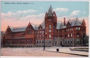 Library, Buffalo NY