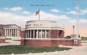 BELLEVILLE , Illinois , 30-40s ; Scott Field , Main Gate