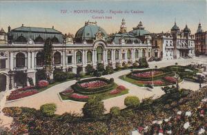 Monte Carlo Facade du Casino
