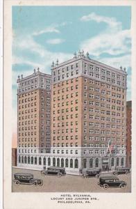 Pennsylvania Philadelphia Hotel Sylvania