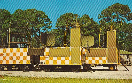 Mississippi Biloxi Kessler Air Force Base Ground Radar Units