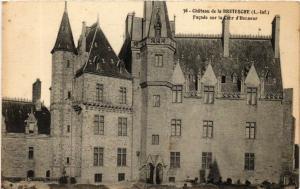CPA  Cháteau de la Bretesche (L.-Inf.) - Facade sur la Cour d'Honneur (588129)