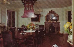 Mississippi Natchez Longwood Dining Room