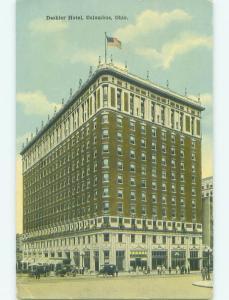 Divided Back DESHLER HOTEL Columbus Ohio OH HQ5055