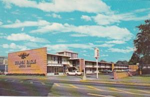 North Carolina Charlotte Golden Eagle Motor Inn North