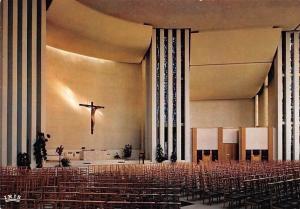 Belgium Koksijde O.L Vrouw Ter Duinenkerk, Vue interieure Church Eglise
