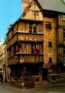 France Bayeux Maison de XV actuellement Office de Tourisme