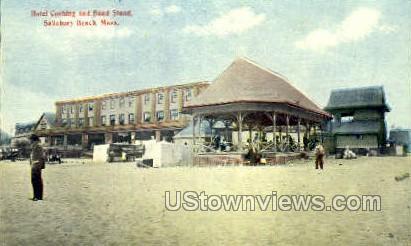 Hotel Cushing Salisbury Beach Ma Unused