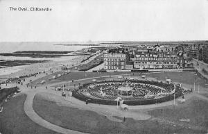 uk103 the oval cliftonville real photo uk