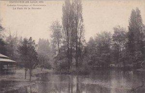 Belgium Liege Expo 1905 Le Parc de la Boverie