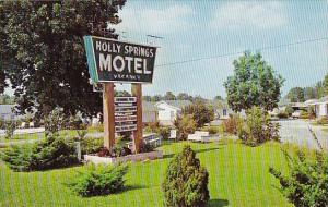 Mississippi Holly Springs Holly Springs Motel