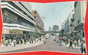 LEICESTER , England , 1985 ; Humberstone Gate