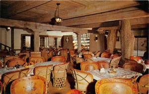 New Mexico Albuquerque   La Hacienda Restaurant  Dining Room