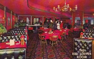 Cherry Creek Inn The Red Slipper Room Denver Colorado