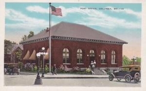 Missouri Columbia Post Office