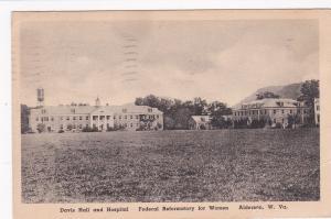 EL VERANO , West Virginia, 1910s ; Woman's prison Hall & Hospital