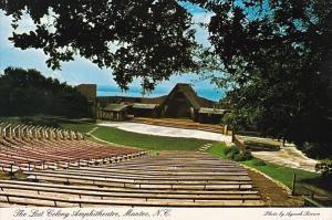 North Carolina Manteo The Lost Colony Amphitheatre