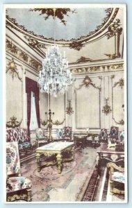 HAVANA, CUBA Interior National Capitol PRIVATE OFFICE PRESIDENT OF SENATE c1910s
