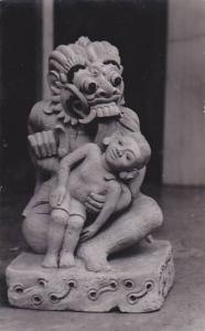 RP: Statue , Bali , Java , Indonesia, 20-30s