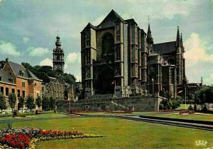 Belgium Mons Collegiale Ste Waudru et Beffroi