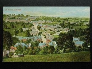 Derbyshire MATLOCK BRIDGE - Old Postcard by Valentine