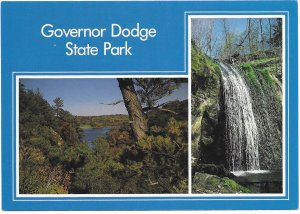 Governor Dodge State Park, Dodgeville, Wisconsin.