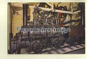 ry999 - Hetton Colliery Railway Engine - postcard