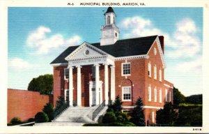 Virginia Marion Municipal Building