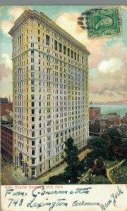USA Empire Building New York City 05.83