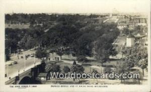 Australia Real Photo - Prince's Bridge Melbourne Melbourne Real Photo - Princ...