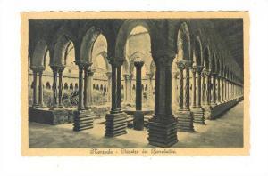 Chiostro Dei Benedettini, Monreale (Palermo), Sicily, Italy, 1900-1910s
