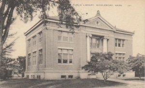MIDDLEBORO, Massachusetts, 00-10s; Public Library
