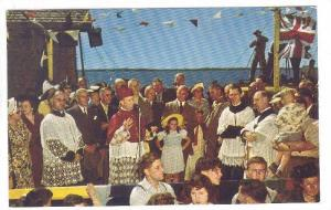 Blessing Of The Fleet, Caraquet, New Brunswick, Canada, 1940-1960s