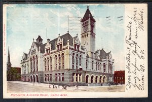 Post Office and Custom House,Omaha,NE