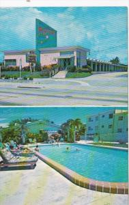 Florida Miami The Towne Motel 1965