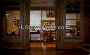 W.C. Porter Drug Store Greensboro NC Unused