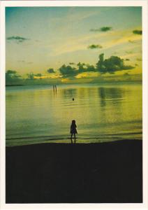 Micronesia Marshalls Sundown Majuro
