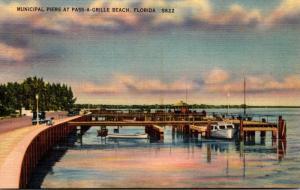 Florida Pass-A-Grille Beach Municipal Piers