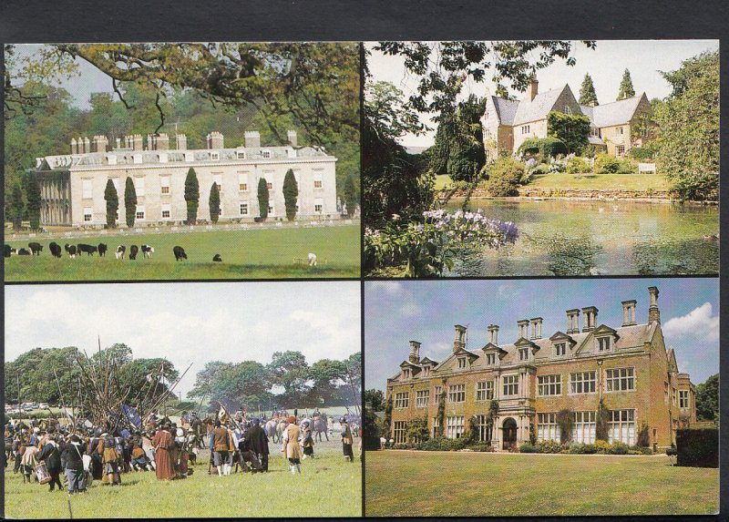 Northamptonshire Postcard - Scenes Around Northampton  C1160
