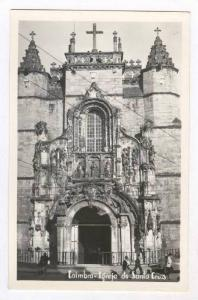 RP  Coimbra, Portugal, 1910-30s   Igreja de Santa Cruz