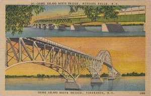 New York Niagara Falls Grand Island North Bridge TonAwanda Grand Island South...