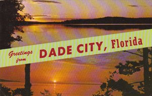 Greetings From Dade City Florida 1948