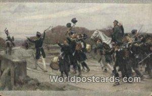 Rob v Haug Den Rhein bei Caub Germany 1908