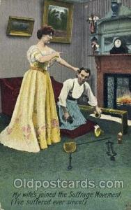 I've Suffered Ever Since Womans Suffragette Post Cards Postcards  I've Suffer...