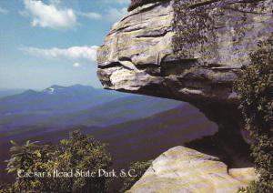 Caesars Head State Park Upper Greenville County South Carolina