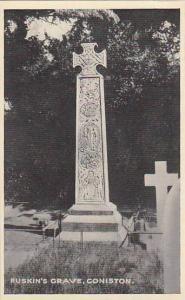 RP; Ruskin's Grave, Coniston, England, United Kingdom, 10-20s
