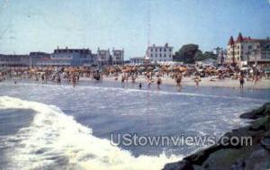 Cape May, New Jersey, NJ Post Card Cape May NJ 1956