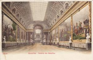 Interior, Galerie Des Batailles, Versailles, France, 1910-1920s