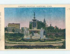 Pre-1907 POSTCARD SCENE Hartford Connecticut CT hp9058