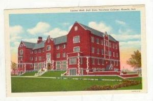 Lucina hall, Ball State Teachers College, Mincie, Indiana, 1910s